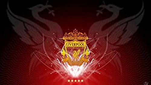WOMGD Rompecabezas de Ocio 1000 Piezas, Rompecabezas de Madera del Club de fútbol Liverpool Club, ensamblaje de Juguetes de desafío de Inteligencia Decoración del hogar