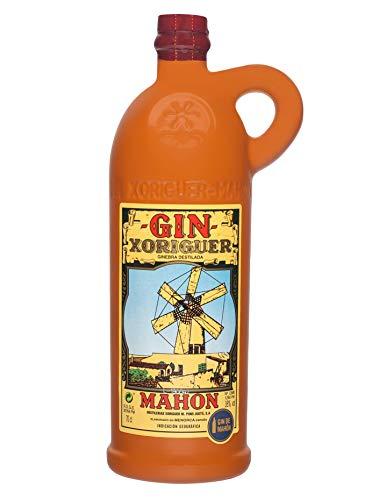 Xoriguer Mahon Gin in Tonflaschen Nachbildung 38% (1 x 0.7 l)