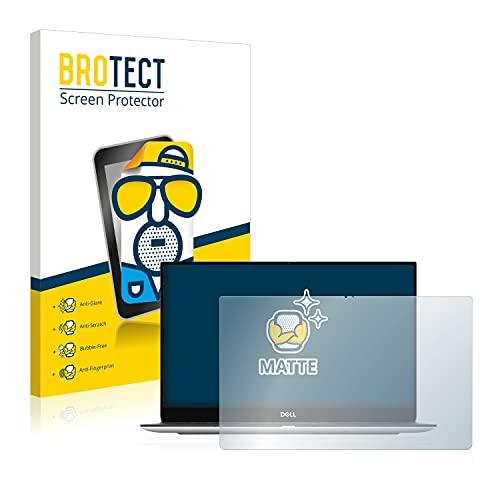BROTECT Entspiegelungs-Schutzfolie kompatibel mit Dell XPS 13 9305 Bildschirmschutz-Folie Matt, Anti-Reflex, Anti-Fingerprint