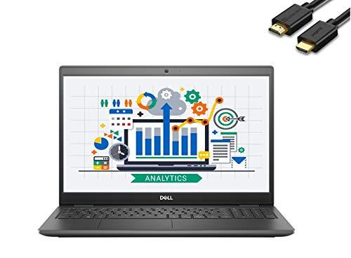 2020 Dell Latitude 3000 3510 15.6' Full HD FHD (1920x1080) Business Laptop (Intel Quad-Core i7-10510U, 16GB RAM, 1TB SSD) Type-C, HDMI, Webcam, Windows 10 Pro + IST Computers HDMI Cable