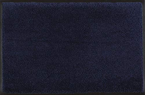 Wash+Dry - Alfombra Navy 60x90, Azul