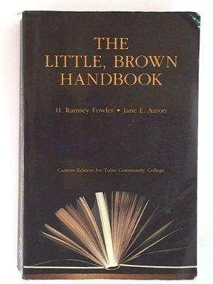 The Little, Brown Handbook.