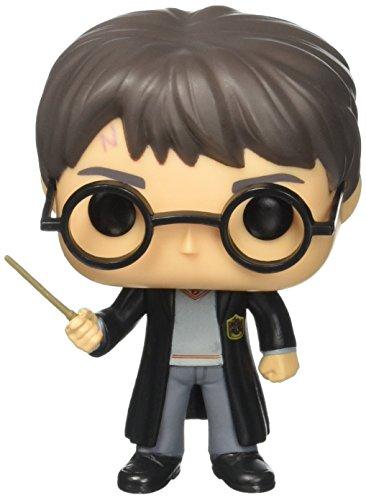 Funko POP! Harry Potter: Harry Potter con el uniforme de Hogwarts