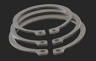 100pcs 1.181 Rings Internal Ring Stainless Steel