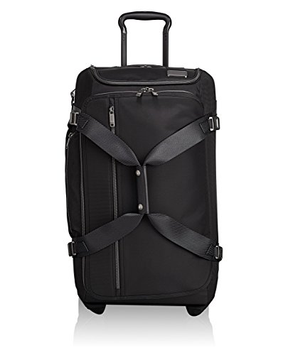 Tumi Merge Wheeled Duffel Pc Bolsa de Viaje, 65 cm, Negro (Black Contrast)