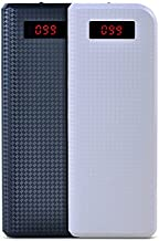 30000mAh / 20000mAh / Portable External Battery Charger Power Bank (White, 30000mAh)