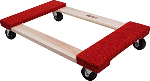 Move-It 9850 Move-It Moving Dolly Massivholz