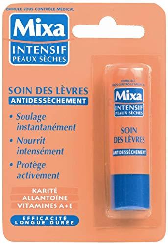 Mixa Intensif Peaux Sèches - Soin des Lèvres Antidessèchement - 4.7 ml