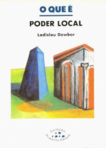 O que é poder local (Primeiros Passos)