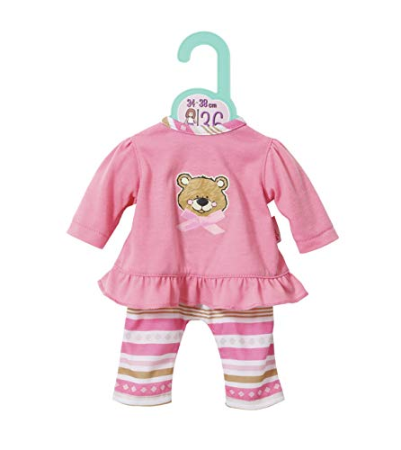 Zapf Creation 870815 Dolly Moda Pyjama Puppenkleidung 34-38 cm
