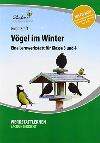 Vögel im Winter (Set): Grundschule, Sachunterricht, Klasse 3-4