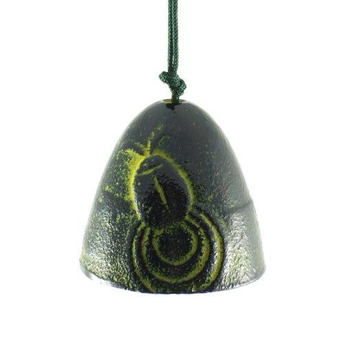 Zen Minded Japanisch Furin Windglockenguss Windchime Eisen - Glühwürmchen