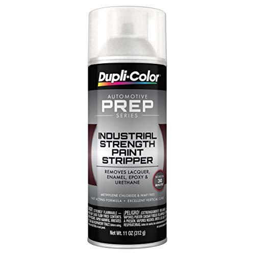 Dupli-Color EST300000 Industrial Strength Paint Stripper, 11 oz, Clear