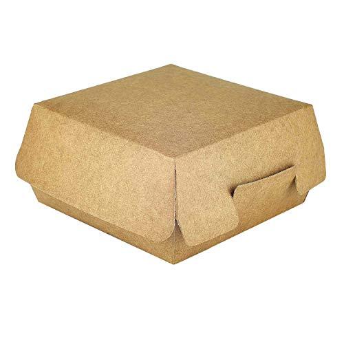 Pack&Cup Hamburger Box BURGERM 150 Stück