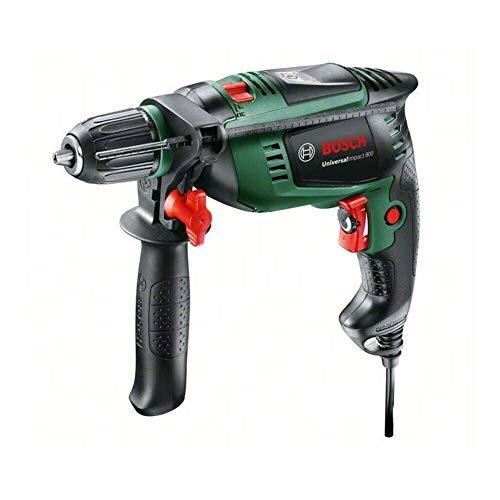 Bosch 0603131104 Taladro percutor UniversalImpact 8000 800W + maletín