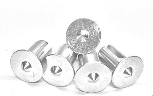 Transfer Punch Sheetmetal Quickturn Fasteners Dzus 7/16 Rat Rod UTV 5 Pack