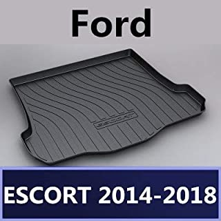 Car Boot Pad Carpet Cargo Mat Trunk Liner Tray Floor Mat Tray Floor Carpet For Ford 2010 2012 2013 2014 2015 2016 2017 201...