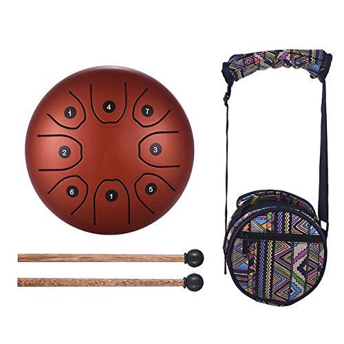 Lengua tambor de acero Instrumentos de percusión de la mano