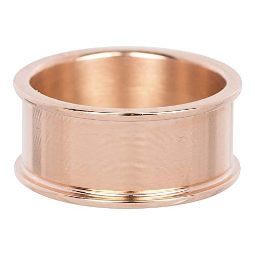 iXXXi BASISRING rosé - 10 mm Größe Ringgröße 20