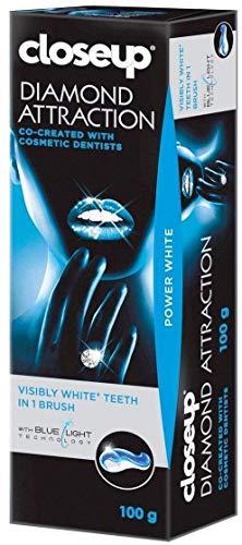 Closeup Diamond Attraction Gel Toothpaste