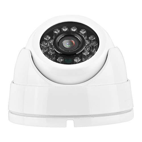 Cámara de Seguridad para el hogar, cámara de Infrarrojos, Infrarrojos a Prueba de Polvo, 2MP, Negocios de Seguridad por Infrarrojos, oficinas, supermercados para el(NTSC System)