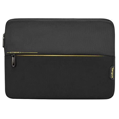 Targus CityGear TSS931GL laptoptas voor maximaal 14 inch (35,56 cm), zwart
