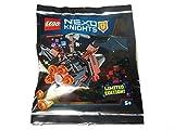 Blue Ocean LEGO Nexo Knights 271609 - Juego de papel de aluminio
