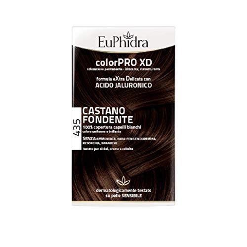 Tintura per capelli - CASTANO FONDENTE - EuPhidra