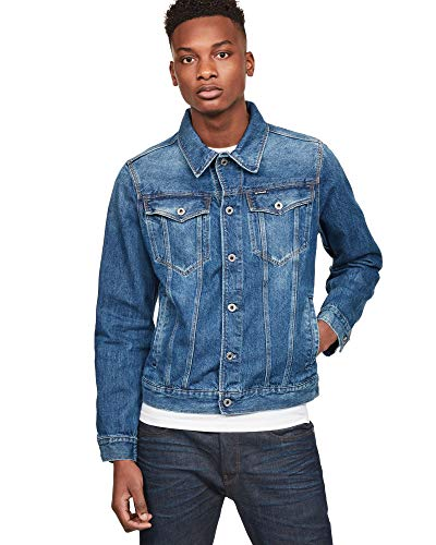 G-STAR RAW 3301 Slim Jacket Jeansjack voor heren