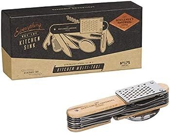 Gentlemen's Hardware 12-in-1 Detachable Kitchen Multi Tool