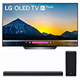 LG Electronics OLED55B8PUA 55-Inch 4K Ultra HD Smart OLED TV (2018 Model) Bundle with LG SK6Y 2.1 ch High Res Audio Sound Bar with DTS Virtual:X Sound (2018)