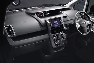 TRD [Noah] ZRR7 # G · ZRR7 # W interior panel set (Si grade - de) ABS resin% comma% Kuroki Mecho TRD Sportivo RogoIri% comma% MS350-28001
