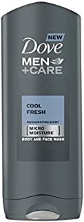 Dove Men+Care Cool Fresh Shower Gel 400ml (Pack of 6) - クールフレッシュシャワージェル400ミリリットルケア+鳩の男性 x6 [並行輸入品]