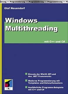 Windows Multithreading mit C++ und C Sharp.