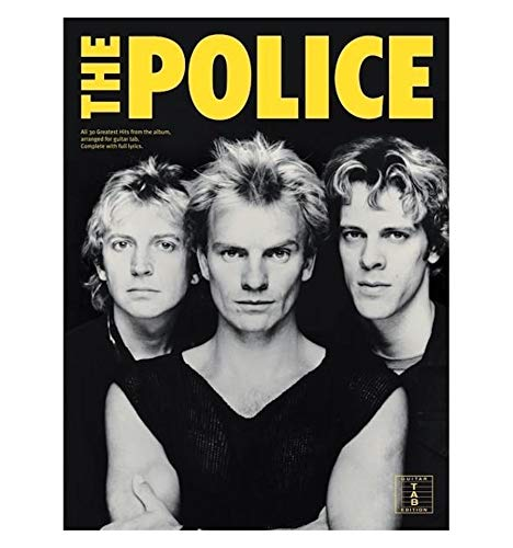 The Police: songbook vocal/guitar/tab