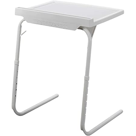 STARLYF Table Express Best Direct comme vu à la TV Table d'appoint guéridon pour Salon Chambre Jardin Bureau