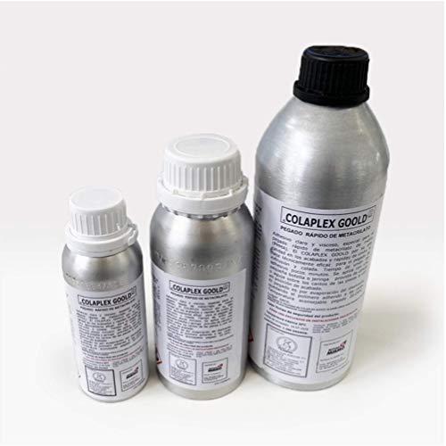 Adhesivo claro y viscoso | Pegamento para metacrilato | 3 tamaños | (300g)