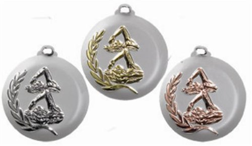 S.B.J - Sportland 3D Medaille Schwimmen Bronze