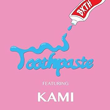 Toothpaste (feat. Scky Rei, Infntlp & Kami)