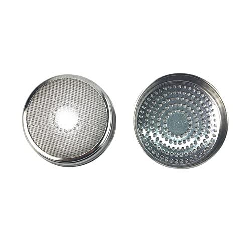 CBCN 58mm filtr kawy koszyk sito wkładka filtr wymiany miski ekspres do kawy filtrujący materiał stali nierdzewnej