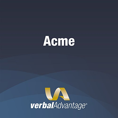 Word of the Day: Acme  By  cover art
