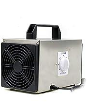 Auto Ozon Desinfectiemachine, Multifunctionele Ozongenerator 10000mg / H, Auto Desinfectie En Ontgeuring, Professionele 12V Deodorant, Roestvrijstalen Schaal, Duurzaam