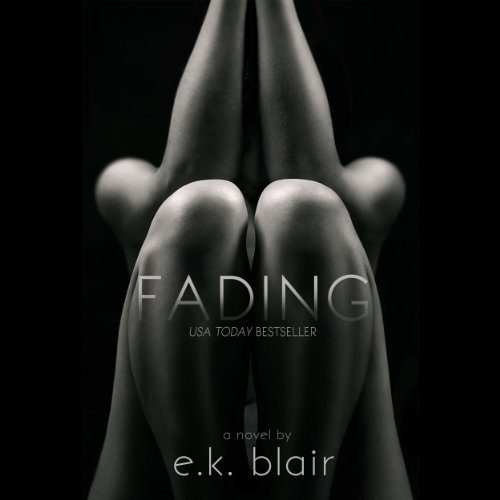 Fading audiobook cover art