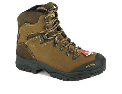 MEINDL Kansas GTX Trekking-Schuhe Damen, Braun, 36.5