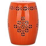 Safavieh ACS4535D Quatrefoil Ceramic Decorative...