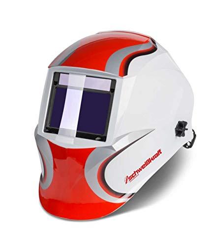 Schweißkraft Svetsskyddshjälm VarioProtect XXL W (automatiskt mörkläggande, skyddsnivå DIN 9 till 13), 1654010
