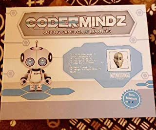 遊びながらAIプログラミングが学べるボードゲーム 『CODER MINDS』 ボードゲーム