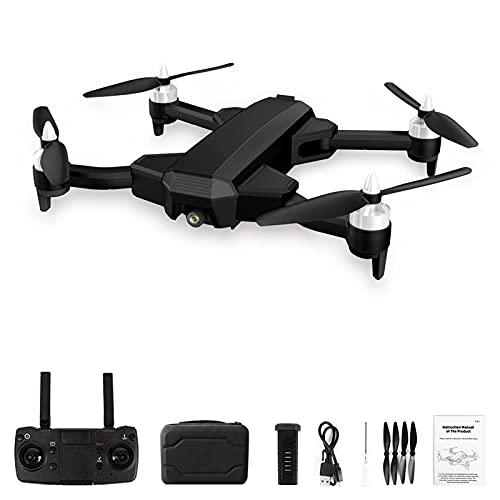 Color Yun ZD10 5G Rc Drone WiFi FPV GPS Brushless con Quadrocopter 4K EIS Camera (Nero) Valigia