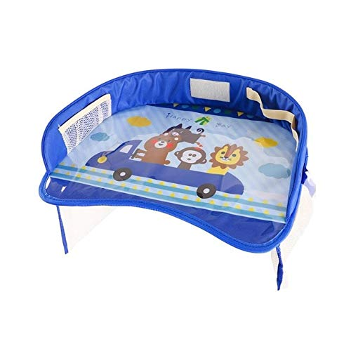 Multi-Function Car Safety Seat Plate Car Painting Table Baby Eating Table Waterproof Car Chair Poussette Accessoires 3