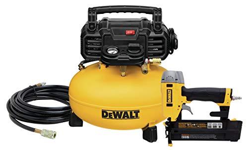 DEWALT Air Compressor Combo Kit with Brad Nailer